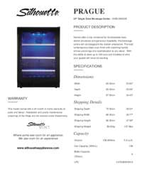 Prague   SSBC056D2B   Product Specifications