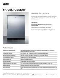 Brochure FF7LBLPUBSSHV