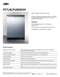 Brochure FF7LBLPUBSSHH