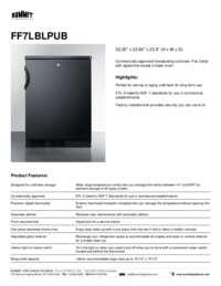 Brochure FF7LBLPUB