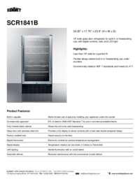 Brochure SCR1841B