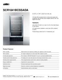 Brochure SCR1841BCSSADA