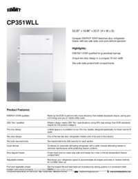 Brochure CP351WLL