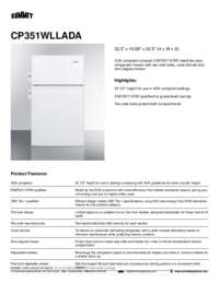 Brochure CP351WLLADA
