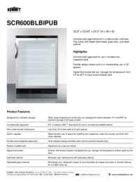 Brochure SCR600BLBIPUB