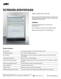 Brochure SCR600BLBISHWOADA
