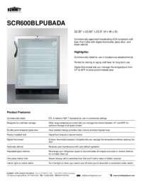 Brochure SCR600BLPUBADA