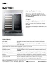 Brochure SWBV3001