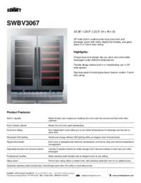 Brochure SWBV3067