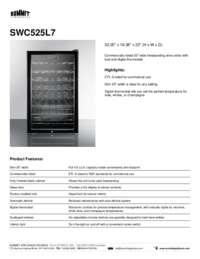 Brochure SWC525L7
