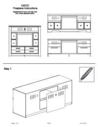 Fireplace Installation Instruction