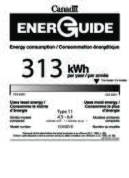Canadian Energy Guide
