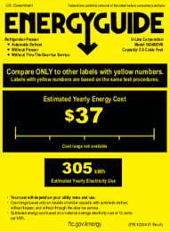 Energy Guide (US)