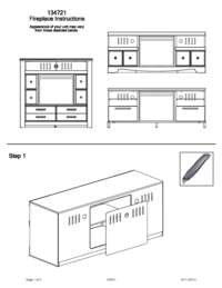 Fireplace Installation Instructions