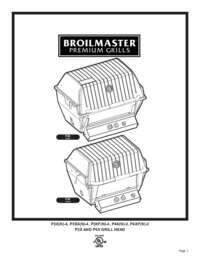 Grill Head Manual