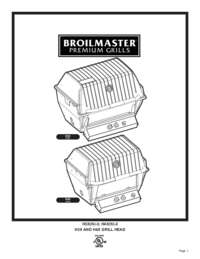 Deluxe Series Grill Head Guide