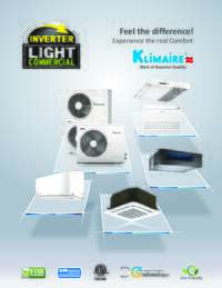 Klimaire Light Commercial Brochure