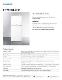 Brochure FF71ESLLF2