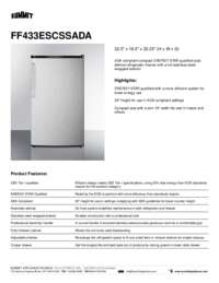 Brochure FF433ESCSSADA