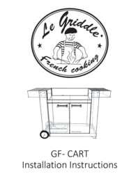 Cart Installation Instructions