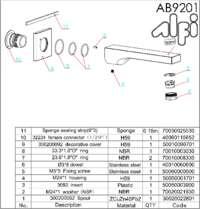 AB9201 parts