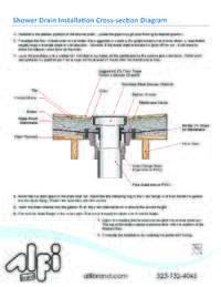 ABLD36C Installation Instructions