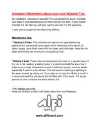 AB1163 manual