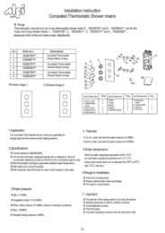 AB2701 Installation instructions