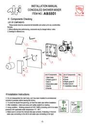 AB5501 install