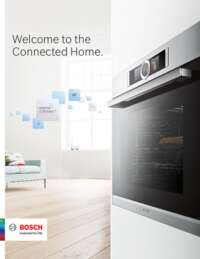 Bosch Home Connect Brochure