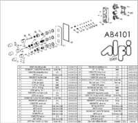 AB4101 parts