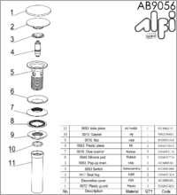 AB9056 parts