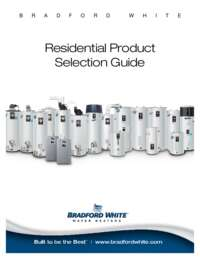 Residential Selection Guide