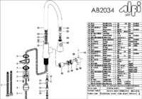 AB2034 parts