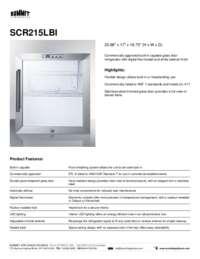Brochure SCR215LBI