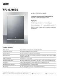 Brochure FF31L7BISS