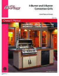 Owner's Manual with Specifications