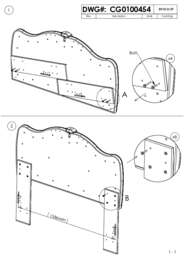 Headboard Instructions