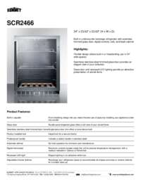 Brochure SCR2466