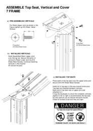 Top Rail Instructions