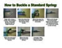 How to Attach Cover Springs