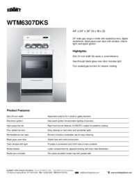 Brochure WTM6307DKS