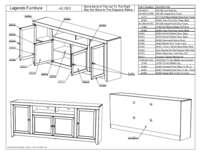 Astoria Collection Parts List