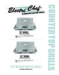 Countertop Grills Guide