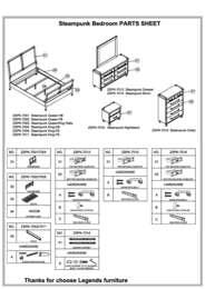 Steampunk Parts List