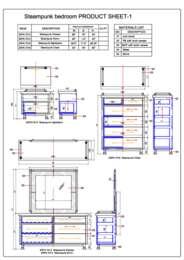 Steampunk Specification Sheet