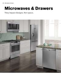 Microwaves & Drawers Benchmark Kitchen Experience & Design Guide Vol 4
