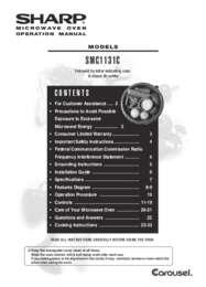 SMC1131CW Operation Manual