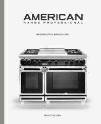 American Range Brochure