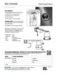 Chroma 72 Technical Sheet